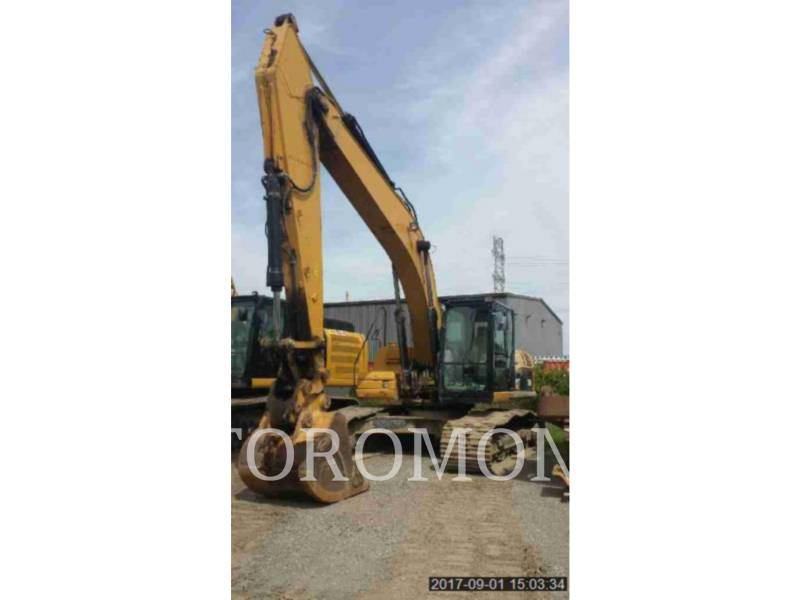 CATERPILLAR EXCAVADORAS DE CADENAS 324DL equipment  photo 1