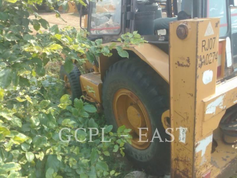 CATERPILLAR BACKHOE LOADERS 424B equipment  photo 8