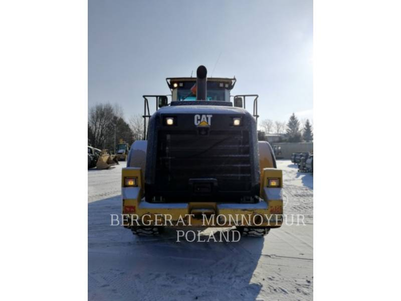 CATERPILLAR INDUSTRIAL LOADER 962K equipment  photo 11