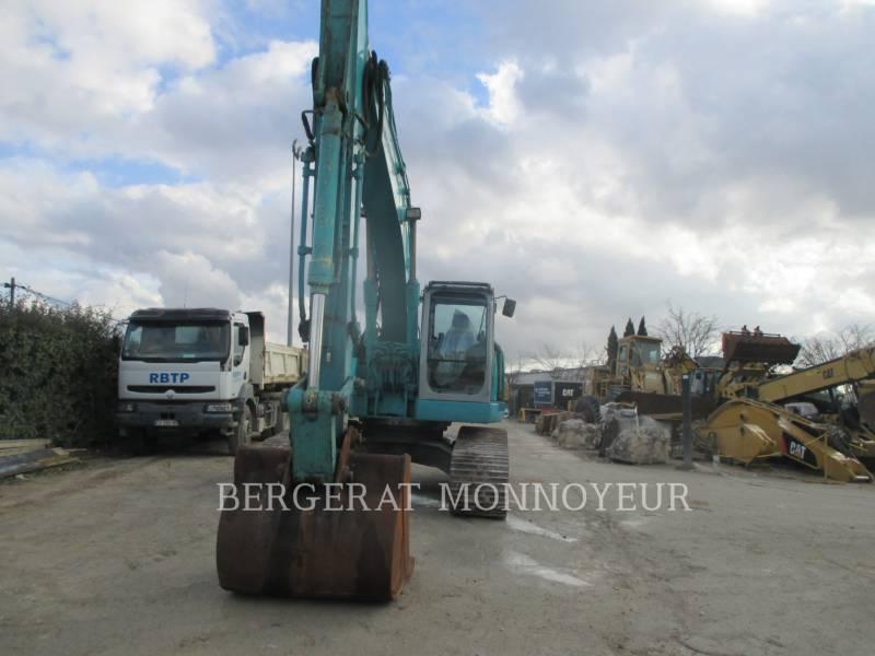 KOBELCO / KOBE STEEL LTD PELLES SUR CHAINES SK235 equipment  photo 3