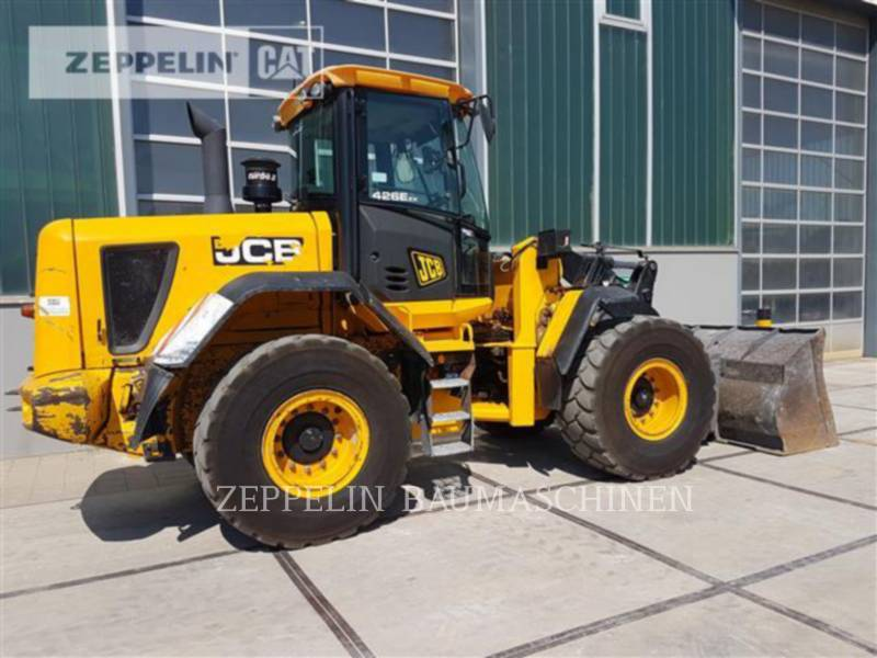 JCB WHEEL LOADERS/INTEGRATED TOOLCARRIERS 426 equipment  photo 4
