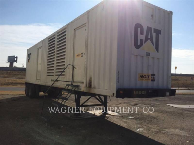 CATERPILLAR STROMERZEUGER XQ1500 equipment  photo 1