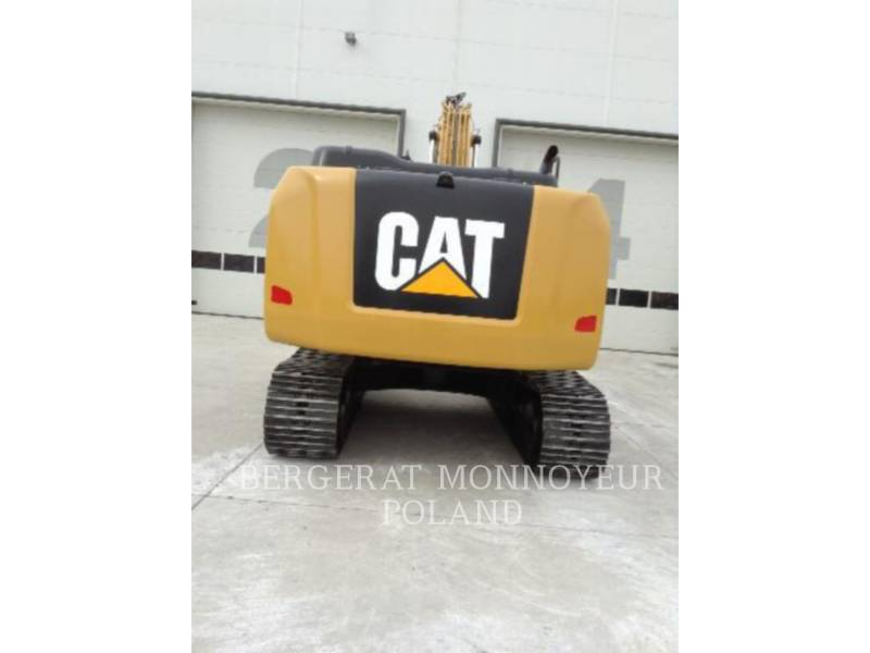 CATERPILLAR EXCAVADORAS DE CADENAS 320 E L equipment  photo 5