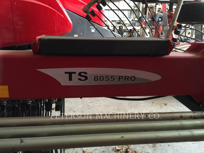 FELLA 農業用集草機器 TS8055PRO equipment  photo 10