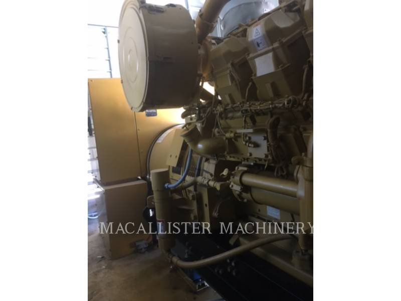 CATERPILLAR STATIONARY GENERATOR SETS 3508B equipment  photo 8