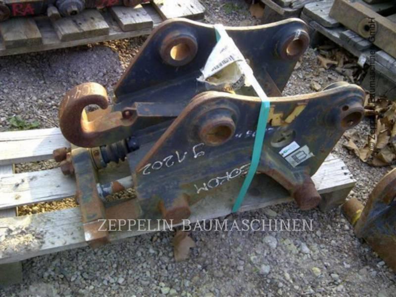 VERACHTERT AG - HECKBAGGER-ARBEITSGERÄT CW10-304.5 equipment  photo 7
