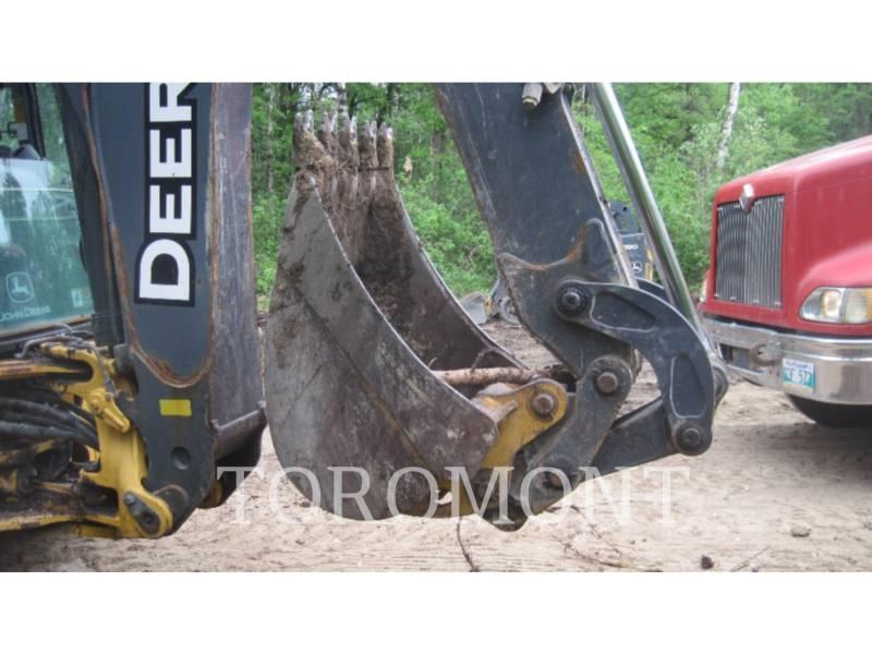 DEERE & CO. BAGGERLADER 310SJ equipment  photo 4