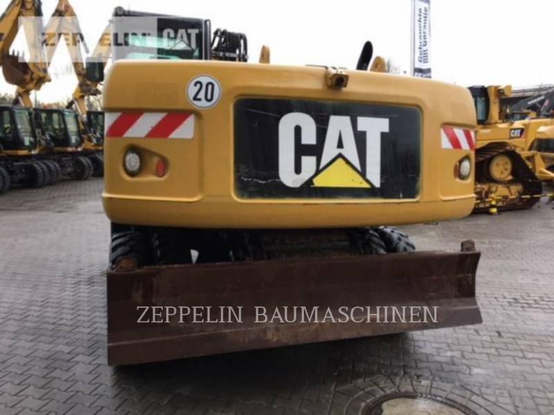 CATERPILLAR MOBILBAGGER M322D equipment  photo 4