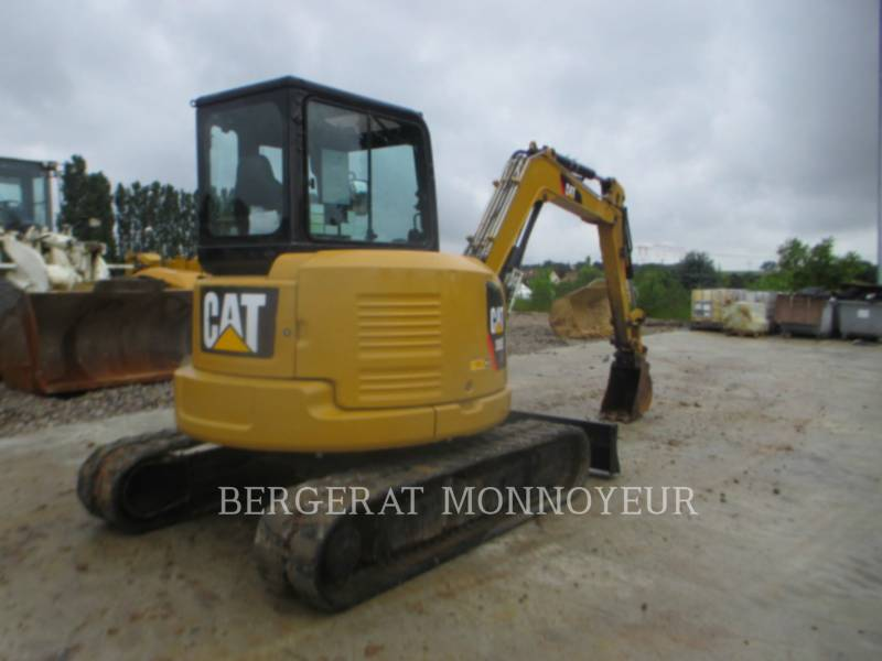 CATERPILLAR EXCAVADORAS DE CADENAS 305E CR equipment  photo 5