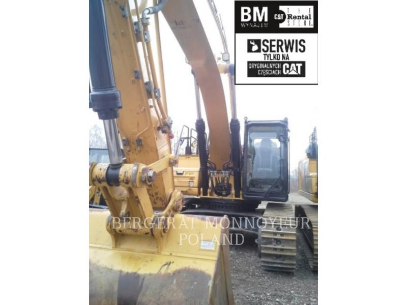 CATERPILLAR KETTEN-HYDRAULIKBAGGER 336F equipment  photo 1