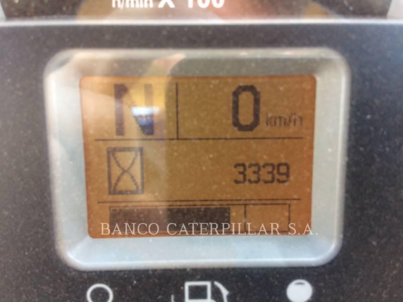 CATERPILLAR CHARGEURS SUR PNEUS/CHARGEURS INDUSTRIELS 924K equipment  photo 11