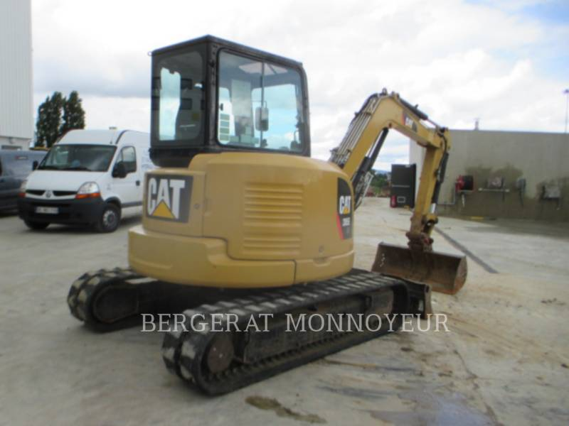 CATERPILLAR PELLES SUR CHAINES 305E CR equipment  photo 5