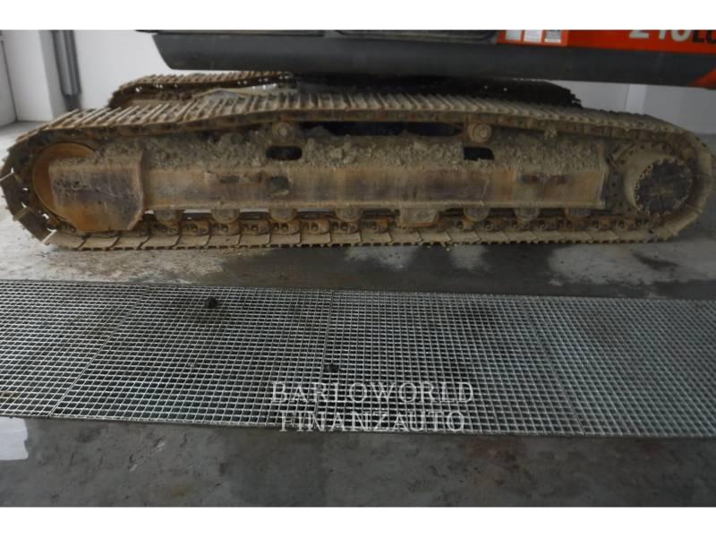 HITACHI トラック油圧ショベル ZX210 equipment  photo 5