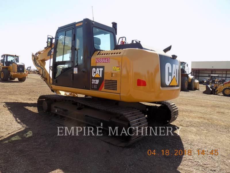 CATERPILLAR ESCAVATORI CINGOLATI 313FLGC equipment  photo 3
