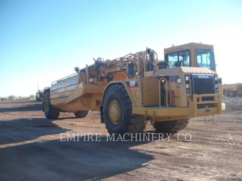 CATERPILLAR 給水ワゴン 621G WW equipment  photo 2