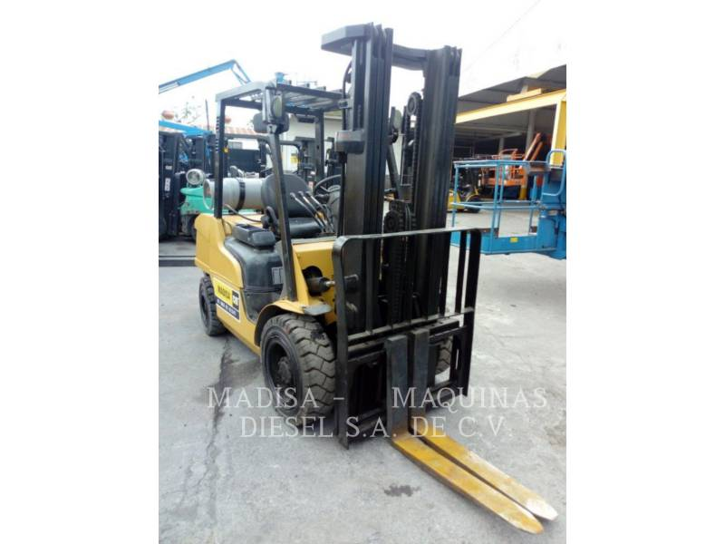 CATERPILLAR LIFT TRUCKS MONTACARGAS 2P7000-GLE equipment  photo 2