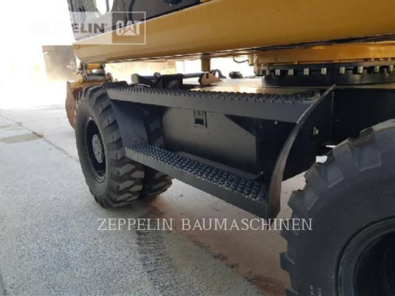 CATERPILLAR MOBILBAGGER M313D equipment  photo 16