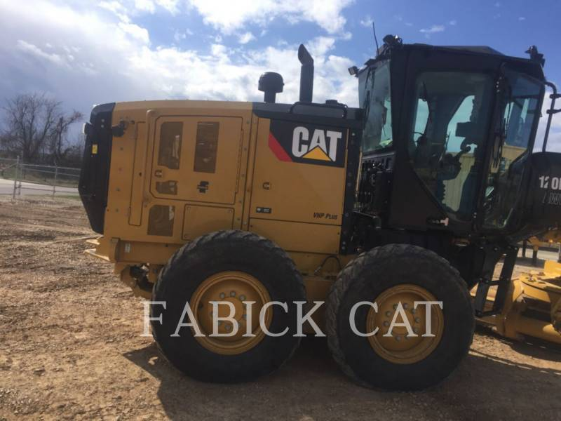 CATERPILLAR NIVELEUSES 120M2 AWD equipment  photo 4