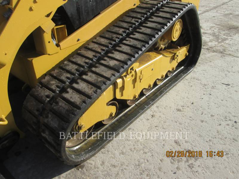 CATERPILLAR UNIWERSALNE ŁADOWARKI 289DLRC equipment  photo 9