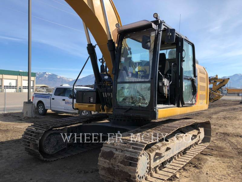 Caterpillar EXCAVATOARE PE ŞENILE 320E L CF equipment  photo 3
