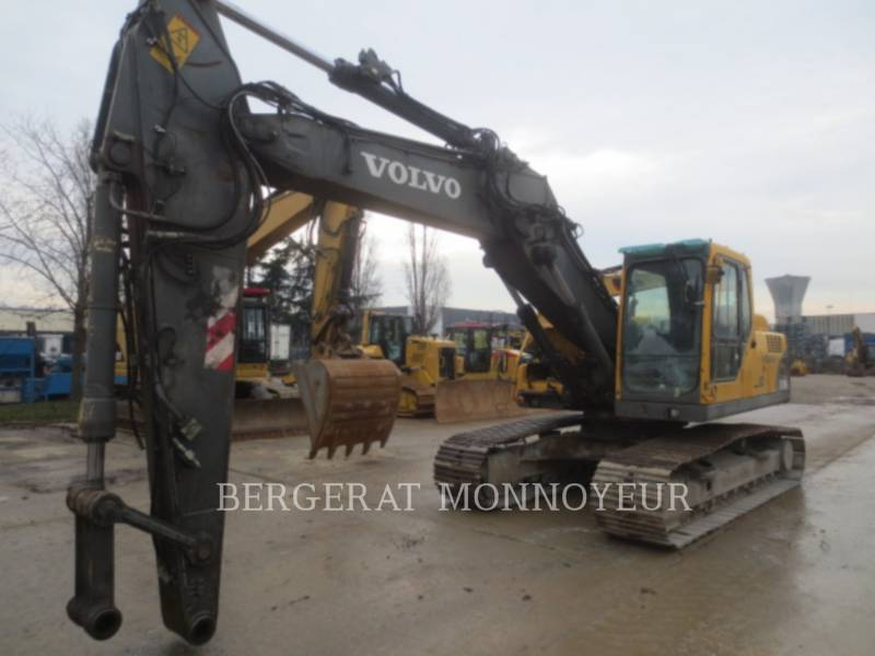 VOLVO CONSTRUCTION EQUIPMENT TRACK EXCAVATORS EC210BLC equipment  photo 1