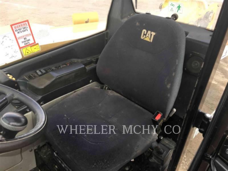 CATERPILLAR TELEHANDLER TH514C CB equipment  photo 9