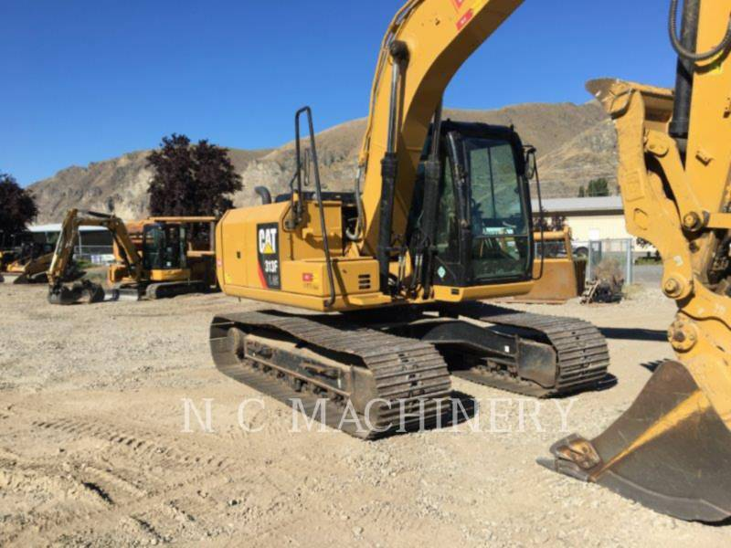 CATERPILLAR TRACK EXCAVATORS 313FLGC equipment  photo 5