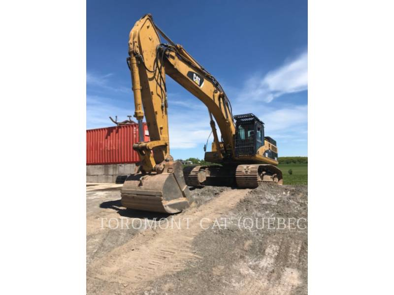 CATERPILLAR ESCAVATORI CINGOLATI 345CL equipment  photo 1