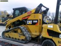CATERPILLAR スキッド・ステア・ローダ 289DSTD2CA equipment  photo 3