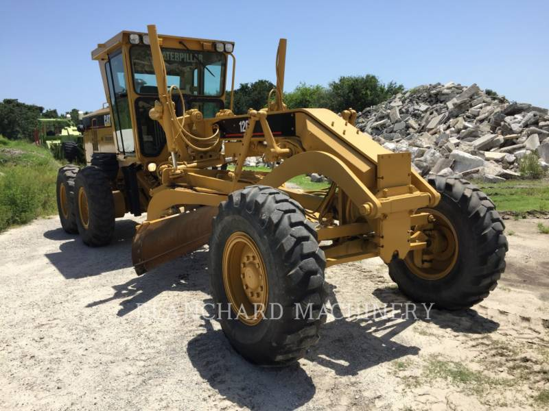 CATERPILLAR MOTONIVELADORAS 120H equipment  photo 1