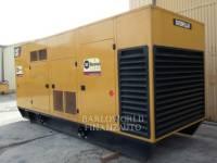 Equipment photo CATERPILLAR 3412 PGBI STROMERZEUGER (OBS) 1