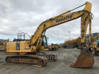 Equipment photo KOMATSU PC240 PELLE MINIERE EN BUTTE 1