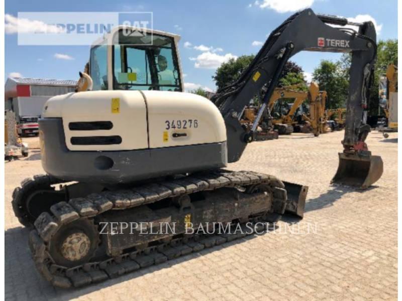 TEREX CORPORATION ESCAVATORI CINGOLATI TC125 equipment  photo 3