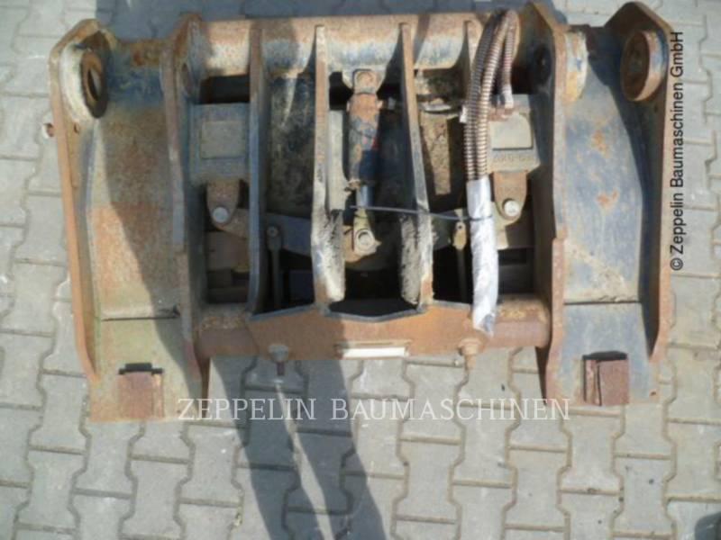 VERACHTERT AG - HECKBAGGER-ARBEITSGERÄT Schnellwechsler 966H equipment  photo 5