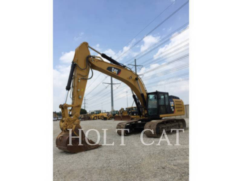 CATERPILLAR EXCAVADORAS DE CADENAS 336EL TC equipment  photo 1