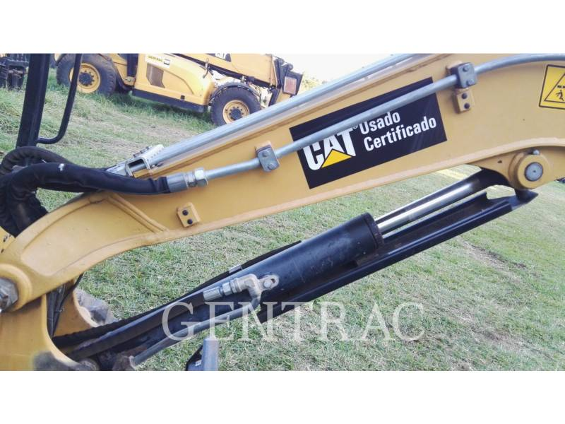 CATERPILLAR TRACK EXCAVATORS 302.7DCR equipment  photo 11