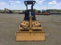 Equipment photo CATERPILLAR CP34 COMPACTEUR VIBRANT, MONOCYLINDRE À PIEDS DAMEURS 1