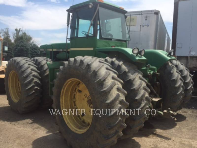 JOHN DEERE AG TRACTORS 8650 equipment  photo 5