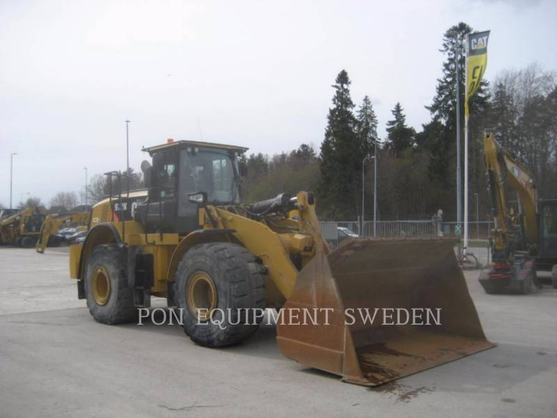 CATERPILLAR WHEEL LOADERS/INTEGRATED TOOLCARRIERS 972 K equipment  photo 2
