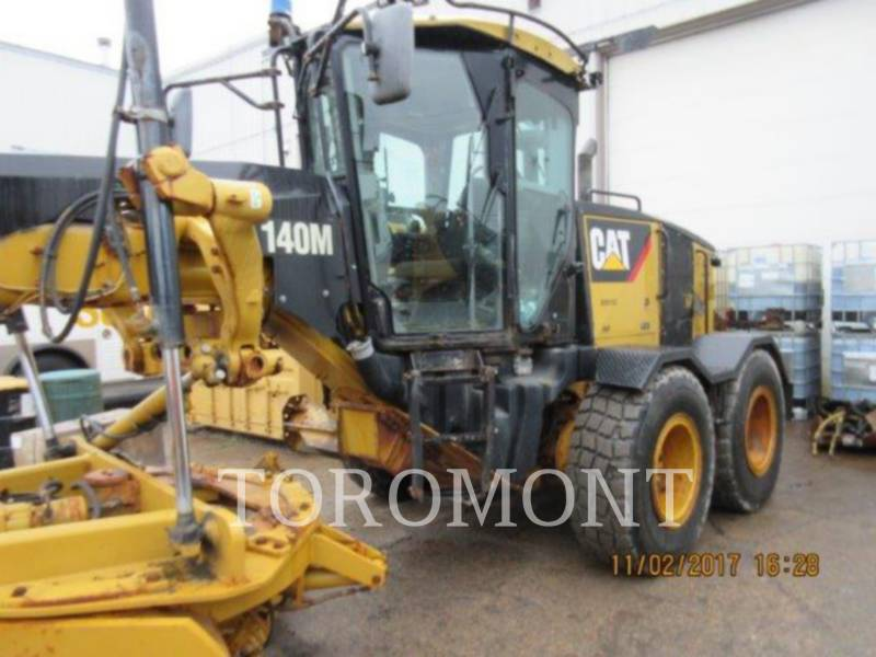 CATERPILLAR MINING MOTOR GRADER 140M equipment  photo 2