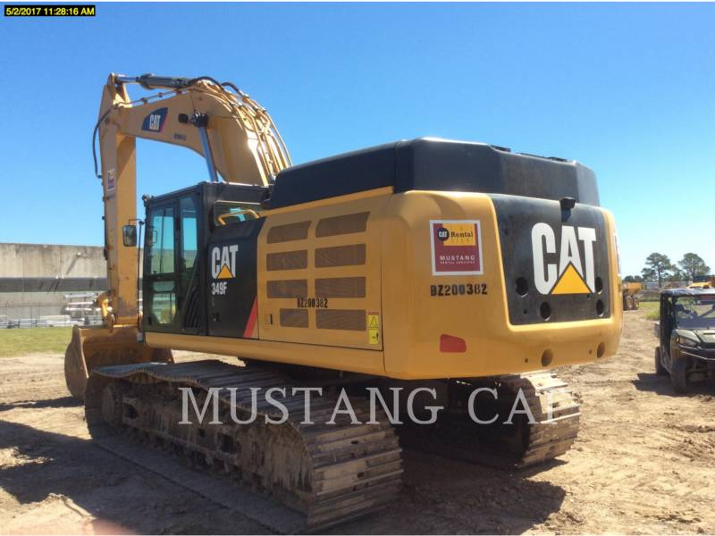 CATERPILLAR PELLES SUR CHAINES 349FL equipment  photo 10