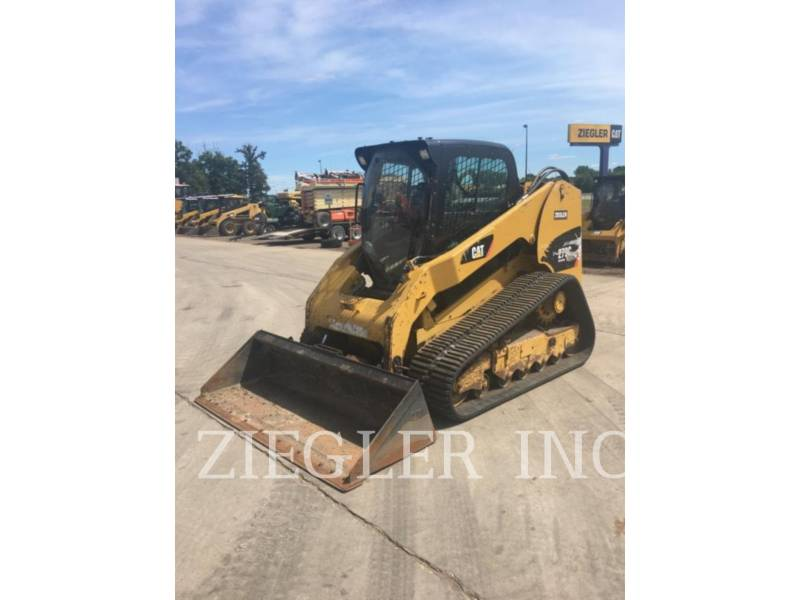CATERPILLAR PALE CINGOLATE MULTI TERRAIN 279C equipment  photo 1