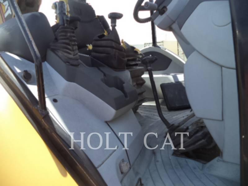 CATERPILLAR BAGGERLADER 420EST equipment  photo 9