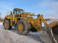 CATERPILLAR PALE GOMMATE/PALE GOMMATE MULTIUSO 988H equipment  photo 3
