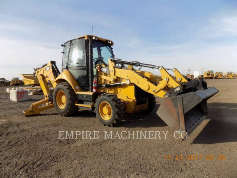 CATERPILLAR CHARGEUSES-PELLETEUSES 420F 4ECIP equipment  photo 1