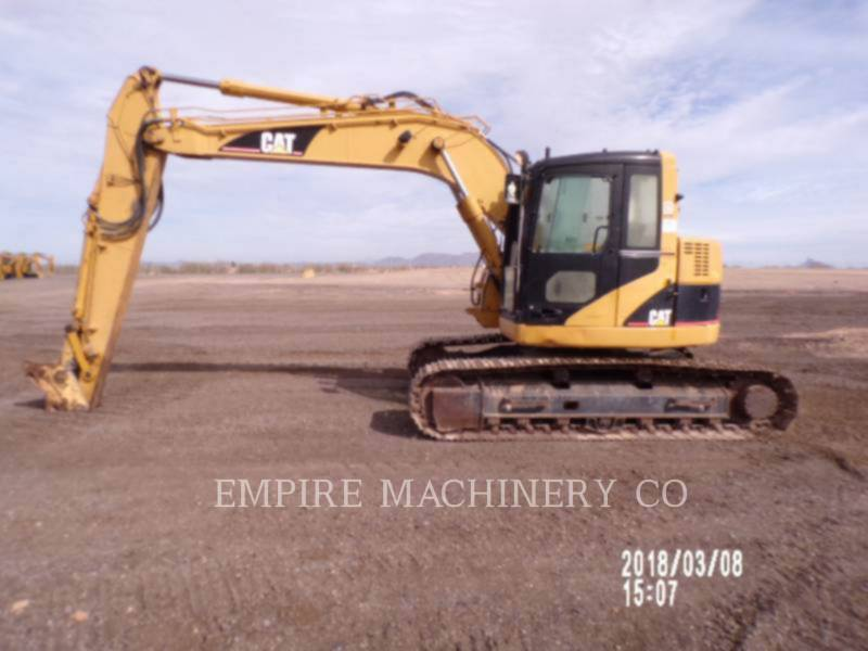 CATERPILLAR ESCAVATORI CINGOLATI 314C LCR equipment  photo 3