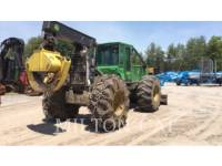 Equipment photo JOHN DEERE 648H SILVICULTURĂ – EXCAVATOR FORESTIER 1