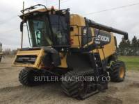 Equipment photo LEXION COMBINE LEX 595R COMBINES 1