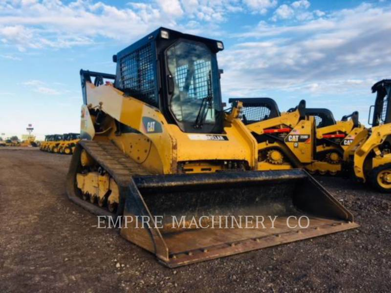 CATERPILLAR SKID STEER LOADERS 259B3 CA equipment  photo 7