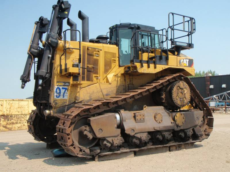 CATERPILLAR KETTENDOZER D11T equipment  photo 1